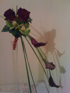Calla Lilly shower bouquet