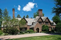 BRICK TUDOR HOUSES | can this house sell for $ 190 million private properties related house ...