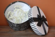HOLIDAY GIFTS  6 Piece Ivory Pearl Coil by AddSomeCharmBoutique