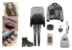 """""""Senza titolo #207"""" by applequeen on Polyvore featuring moda, Joshua's, Citizens of Humanity, Anni Jürgenson, 360 Sweater, 3.1 Phillip Lim, Jeffrey Campbell, ABS by Allen Schwartz, Casetify e Bling Jewelry"""