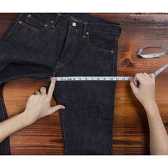 Know you measurement to get the perfect fit every time.