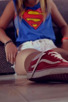 Tumblr ~ Superman shirt!!