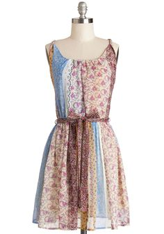 Little Vacation House on the Prairie Dress | Mod Retro Vintage Dresses | ModCloth.com