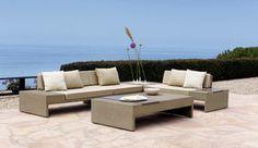 divanetti vimini esterno plastica - Cerca con Google