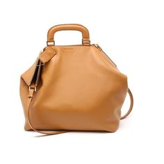Sacs Jil Sander Mode Femme - Cabas Jil Sander : Sac -... ❤ liked on Polyvore featuring bags, handbags, borse, сумки, purse bag, beige handbags, beige bag, beige purse and man bag