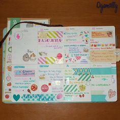 #dysmally #planner #molang #weekplanner #weekataglance