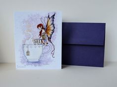 10 Fairy cards by Amy Brown