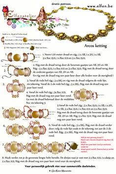 Best Seed Bead Jewelry  2017   Elfenatelier  Seed Bead Tutorials