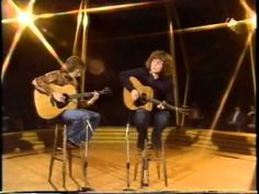 paul brady - frankie and albert [as i roved out irish TV 1976] kieransir...