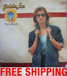 Goldie Ens - This Is My Life HQ LP Vinyl 1982-83 SUPRAPHON Stereo LP #11133336ZA Lp Vinyl, My Life, Vest, Denim, Jackets, Ebay, Fashion, Music, Down Jackets