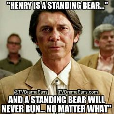 Lou Diamond Phillips as Henry Standing Bear Longmire Series, Walt Longmire, Native American Actors, Star Character, Thing 1, Easy To Love, Tv Show Quotes, Great Tv Shows, Me Tv