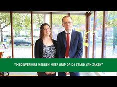 Marcel Zondervan, Manager Informatisering & Automatisering en Marguerite Meijer, Applicatieadviseur bij Woonstad Rotterdam Vertellen waarom zij hebben gekoze... Rotterdam, Marcel