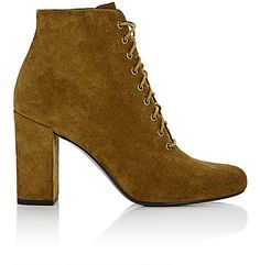 We Adore: The Babies Ankle Boots from Saint Laurent at Barneys New York