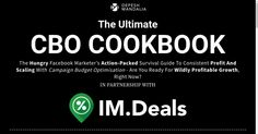 The Ultimate CBO Cookbook Discount Coupon Deals and Codes
