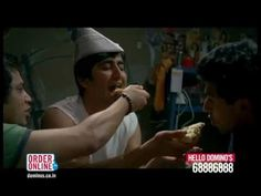 Domino's Yeh Hai Rishton ka Time: Brand TV commercial - YouTube