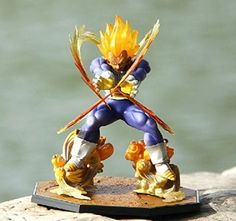 Dragon Ball Z Vegeta Final Flash Battle State D'autres figurines de Dragon Ball : http://amzn.to/2kT3swF