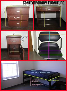 Furniture Measurements Are Essential When Planning Your Dream Room. This  Handy Picstitch Will Give You
