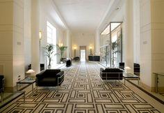marcello canino architetto / l'hotel palazzo esedra, napoli