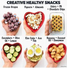 Healthy Recipes Creating Healthy Habits like these Snacks Avoiding the Fluff & BS in Majority of Snacks is one step - Health and Nutrition Healthy Food Swaps, Healthy Meal Prep, Healthy Recipes, Healthy Habits, Easy Healthy Snacks, Healthy Food Alternatives, Healthy Food To Lose Weight, Weight Loss Snacks, Diet Plans To Lose Weight For Teens