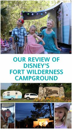 Camping at disney fort wilderness review disney pools for Walt disney world fort wilderness cabins review