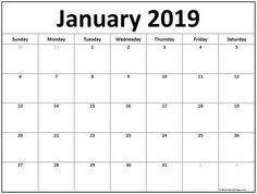 january 2019 calendar word template editable january 2019 calendar