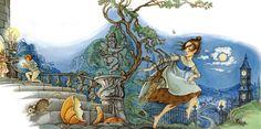 "Hilary Knight «Cinderella»   ""Картинки и разговоры"""