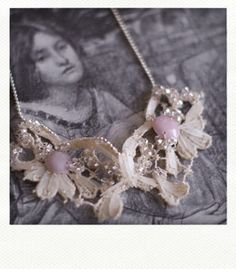 #InspiredByVintage   Just like Grandma's?  Beautiful jewelry that can be worn in any decade.
