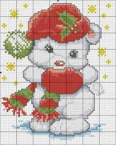 Karilla and Cross Stitch: Christmas