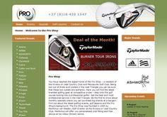 The Pro Shop - webTorch Portfolio