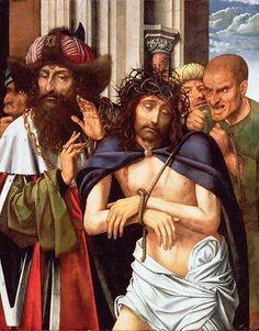 Cristo Deriso by Quentin Metsys