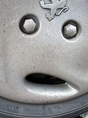 Faces in unexpected places by Zee., via Flickr