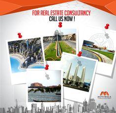 We provide critical analysis for housing decisions, now your dream home is just a call away. Call us now!  Phone: +92-21-35377011-4 Mobile: +92-3002019446 E-mail: contact@motiwalaestate.com http://motiwalaestate.com/  #Bahiratownkarachi #Bahriahomesforsale #bahriagolfcity  #Dhakarachi #Dhacitykarachi #Dha #Clifton #Emaar #Motiwalaestate #RealEstate #ForSale #HomesForSale #Property