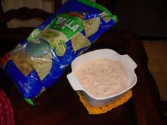 Football Foods - Mom's Holiday Queso