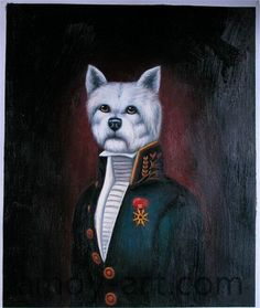 AA04DG001 (12)-Dog-China Oil Painting Wholesale | Portrait Oil Painting| Museum Quality Oil Painting Reproductions