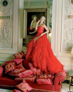 I love Kate Moss.