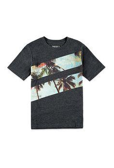 Tropical Print Tee (Kids) | FOREVER 21 BOYS - 2000131236