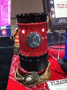 Definitely getting in touch with a Scentsy rep to get one of these for the fire room. :)