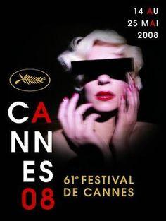 Official Festival de Cannes Poster, 2008