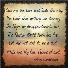 Amy Carmichael Prayers | Amy Carmichael