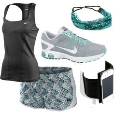 Get your run on, created by jeniferflowe on Polyvore