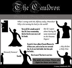 The Cauldron: The Cauldron, Episode 44: Papers & Consequences