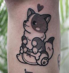 35 Cute Tattoo Designs by Hugo Tattooer - #tattoo #cute