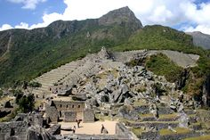 The Incas built the estate around 1450, but abandoned it a century later at the time of the Spanish Conquest. www.machupicchuincacity.com