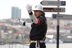 SPORTS And More: #Portugal city of .#Porto Traffic police is back 2...