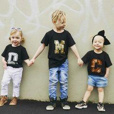 The Alpha. - boozeek custom initial tee kids youth fashion and apparel