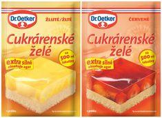 Poznáte rozdiel medzi želé a želatínou? Food And Drink, Baking, Fruit, Cake, Bakken, Kuchen, Backen, Torte, Cookies