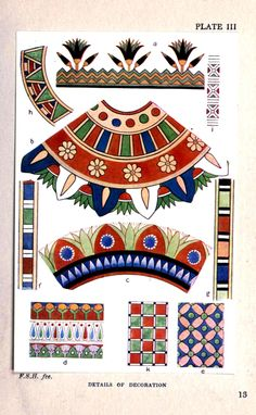 egyptian design - Google Search