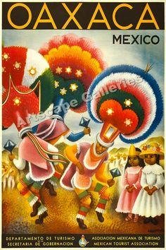 Oaxaca, known for their cuisine!!!!