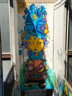 Street Art Cerro Alegre #Valparaiso