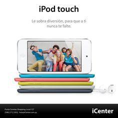 iPod touch de quinta generación.